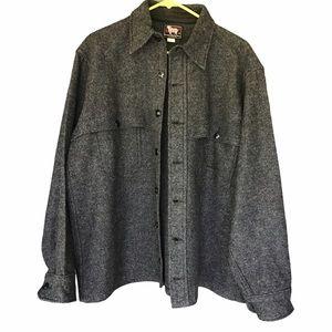 Woolrich Vintage Jacket Men's Wool